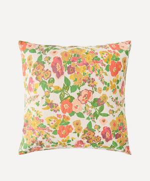 Marianne's Floral Cushion