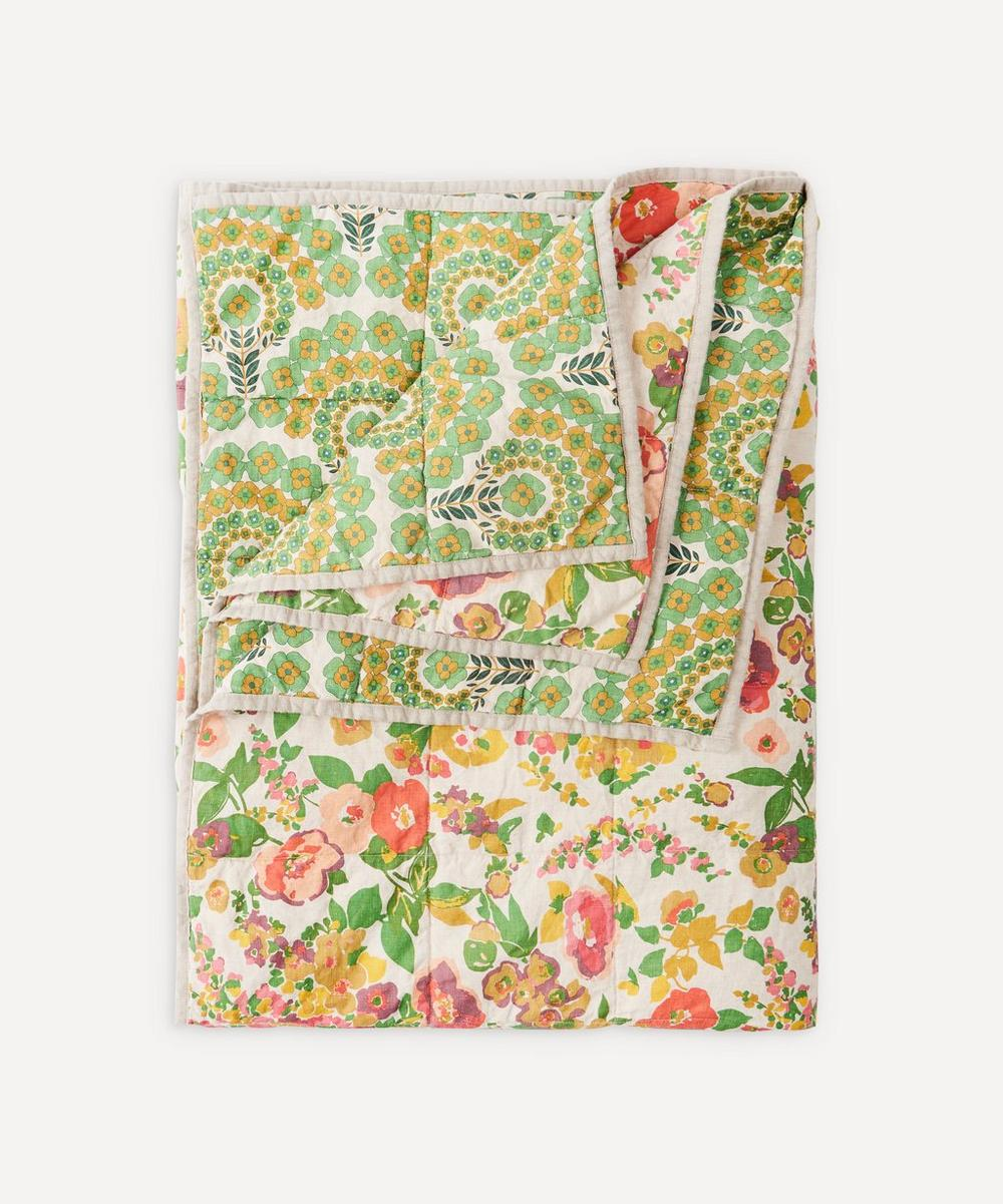 Society of Wanderers - Marianne Harriet Double-Sided Standard Quilt