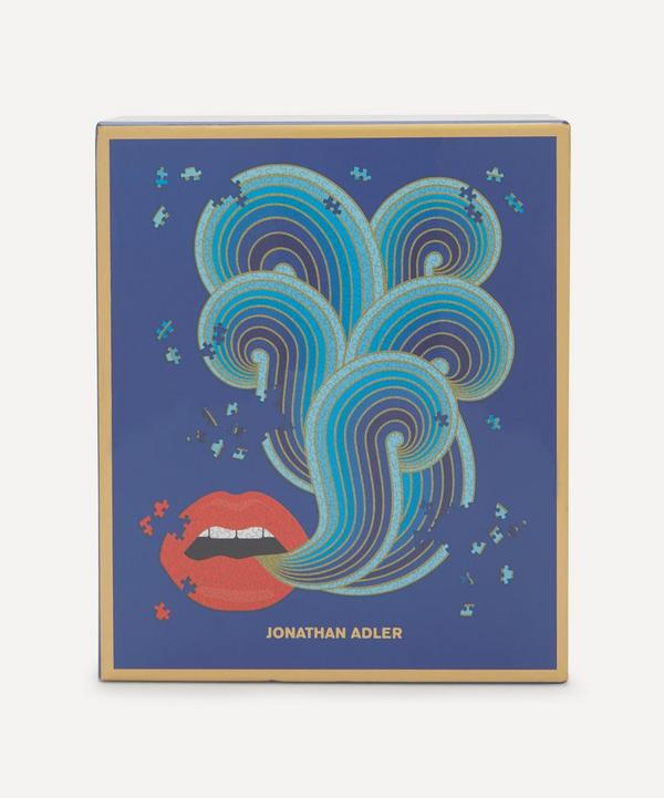 Abrams and Chronicle Books - Jonathan Adler 750 Piece Lips Puzzle