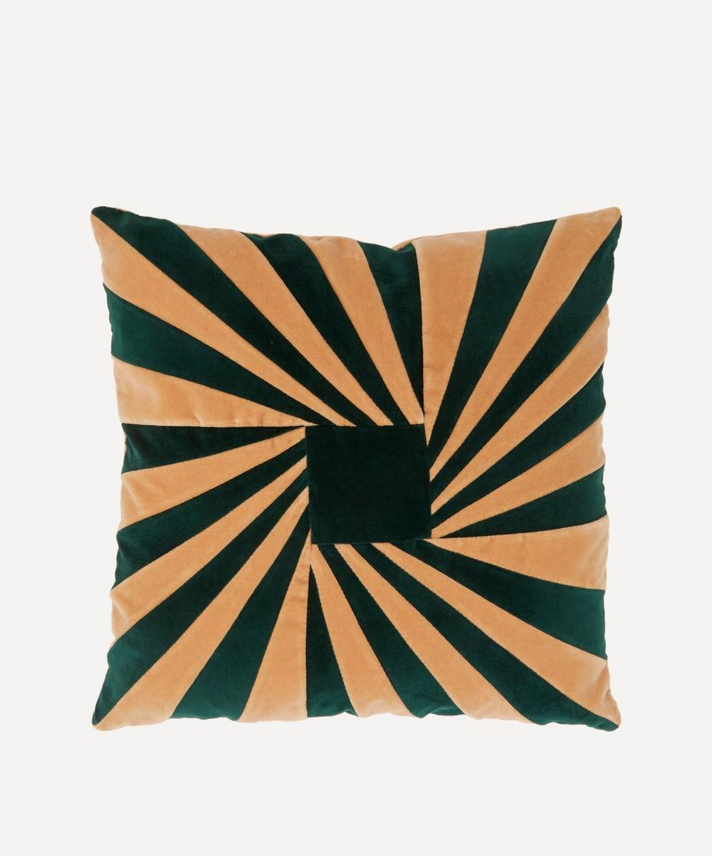 Christina Lundsteen - Bodil Cotton Velvet Cushion