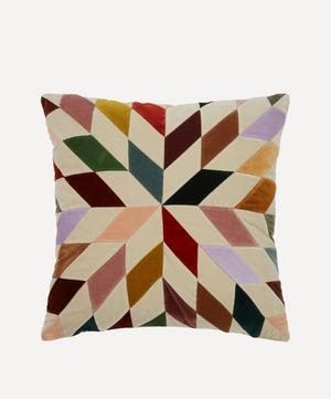 Nova Velvet Cushion