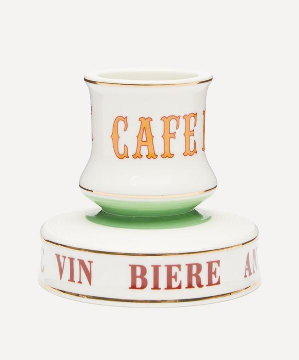 Bonnecaze Absinthe & Home - Café Paris Porcelain Match Strike