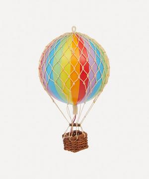 Floating the Skies Rainbow Balloon Model