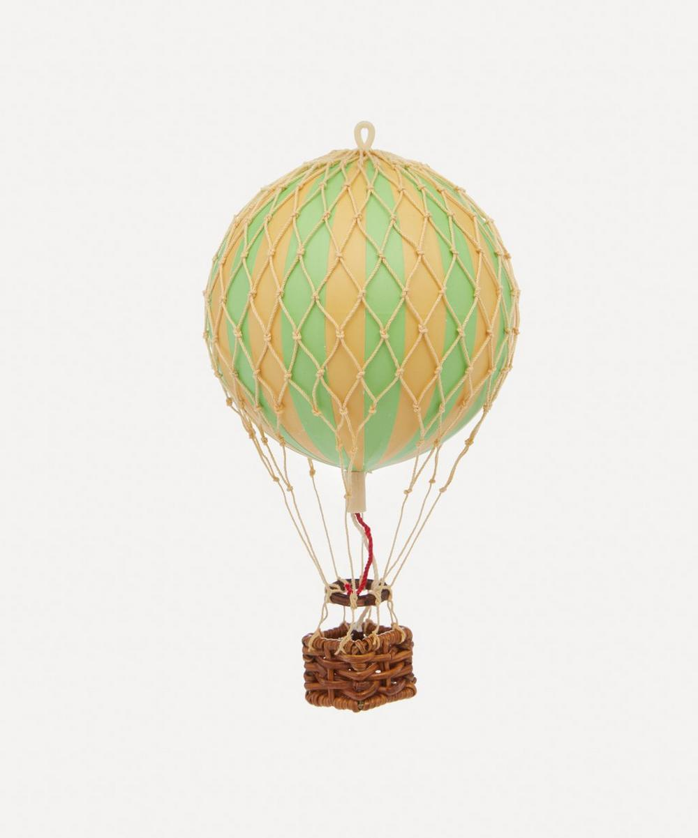 Authentic Models - Floating the Skies True Green Balloon Model