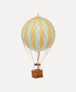 Floating the Skies Mint Balloon Model
