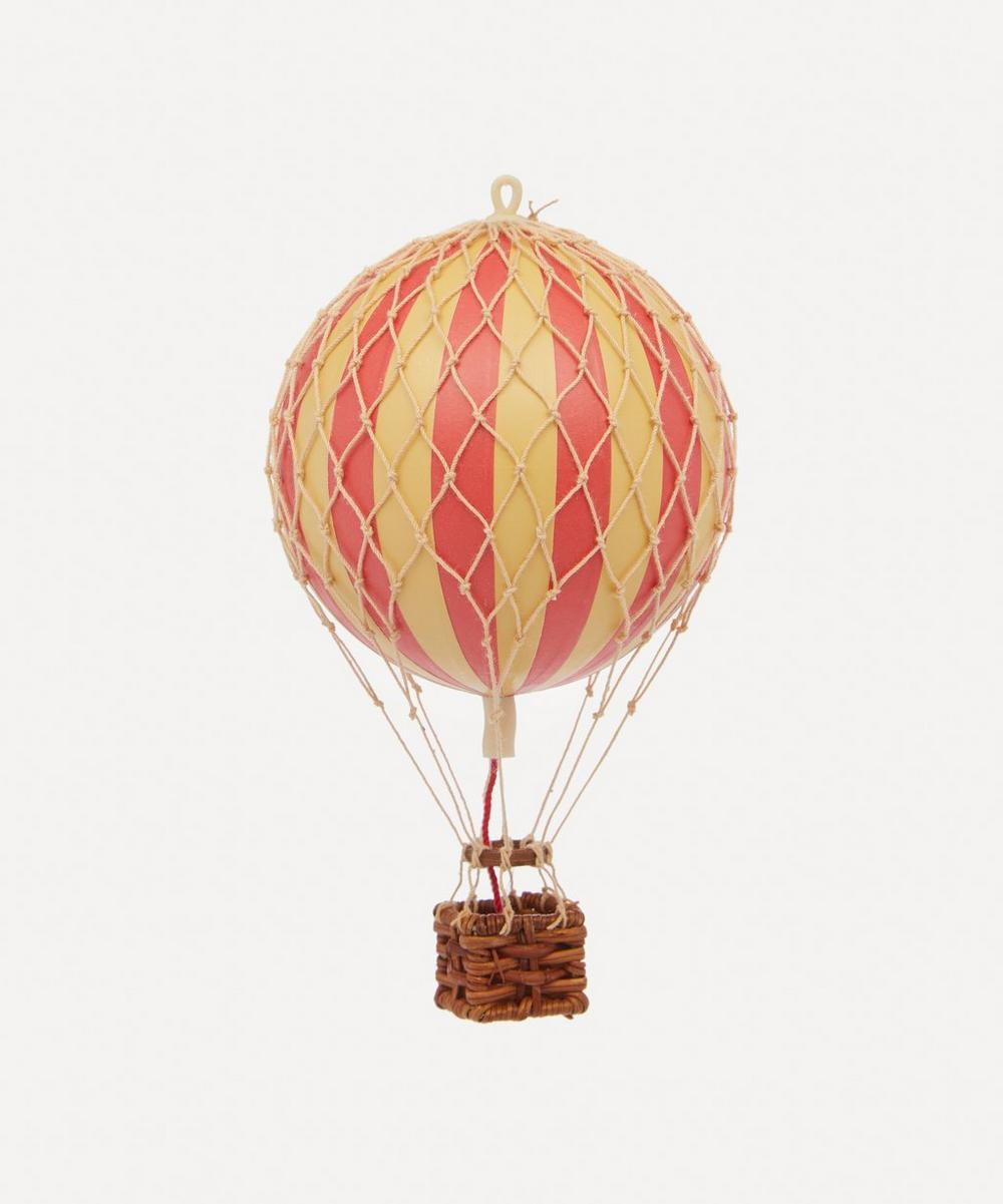 Authentic Models - Floating the Skies True Red Balloon Model