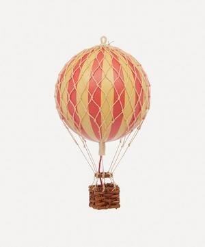 Floating the Skies True Red Balloon Model