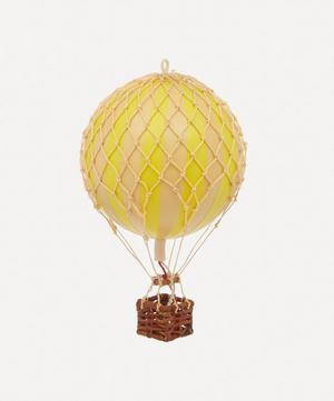 Floating the Skies True Yellow Balloon Model