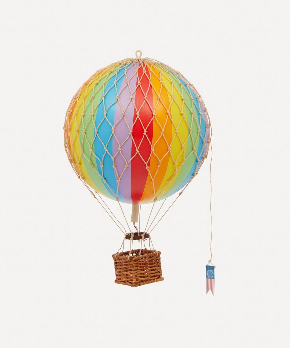 Authentic Models - Travels Light Rainbow Balloon Model