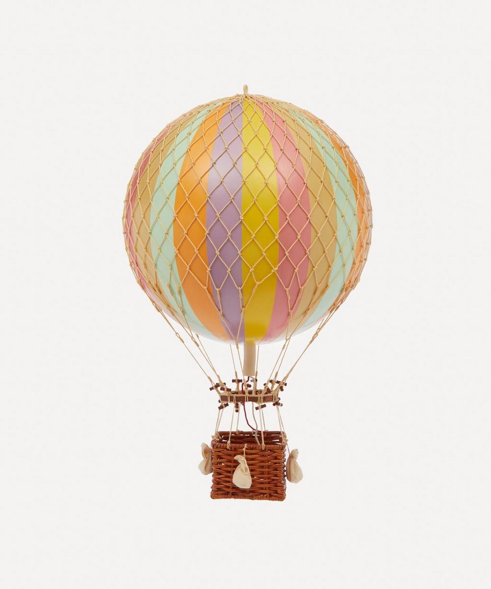 Authentic Models - Royal Aero Pastel Rainbow Balloon Model