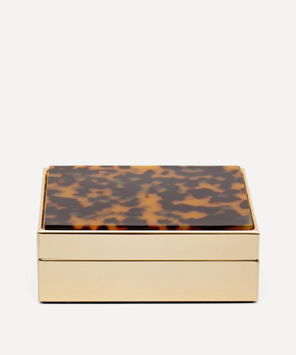 Addison Ross - Faux Tortoiseshell Box