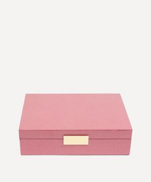 Pink Shagreen Box