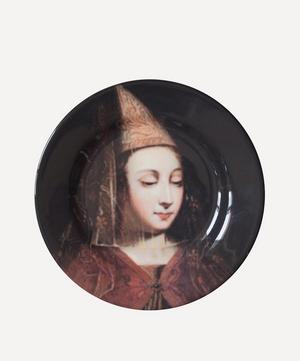 Ottoman Women Plate No.5