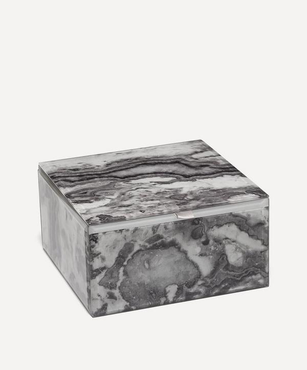 Lola Rose - Picasso Jasper Large Square Treasure Box