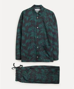 Byron Leaf Cotton Pyjama Set