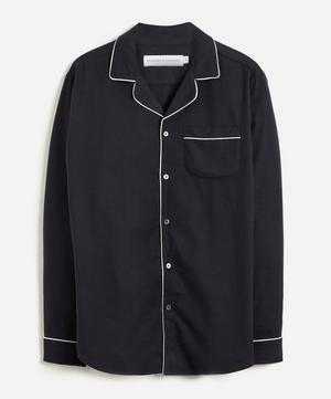 Brushed Cotton Pyjama Shirt