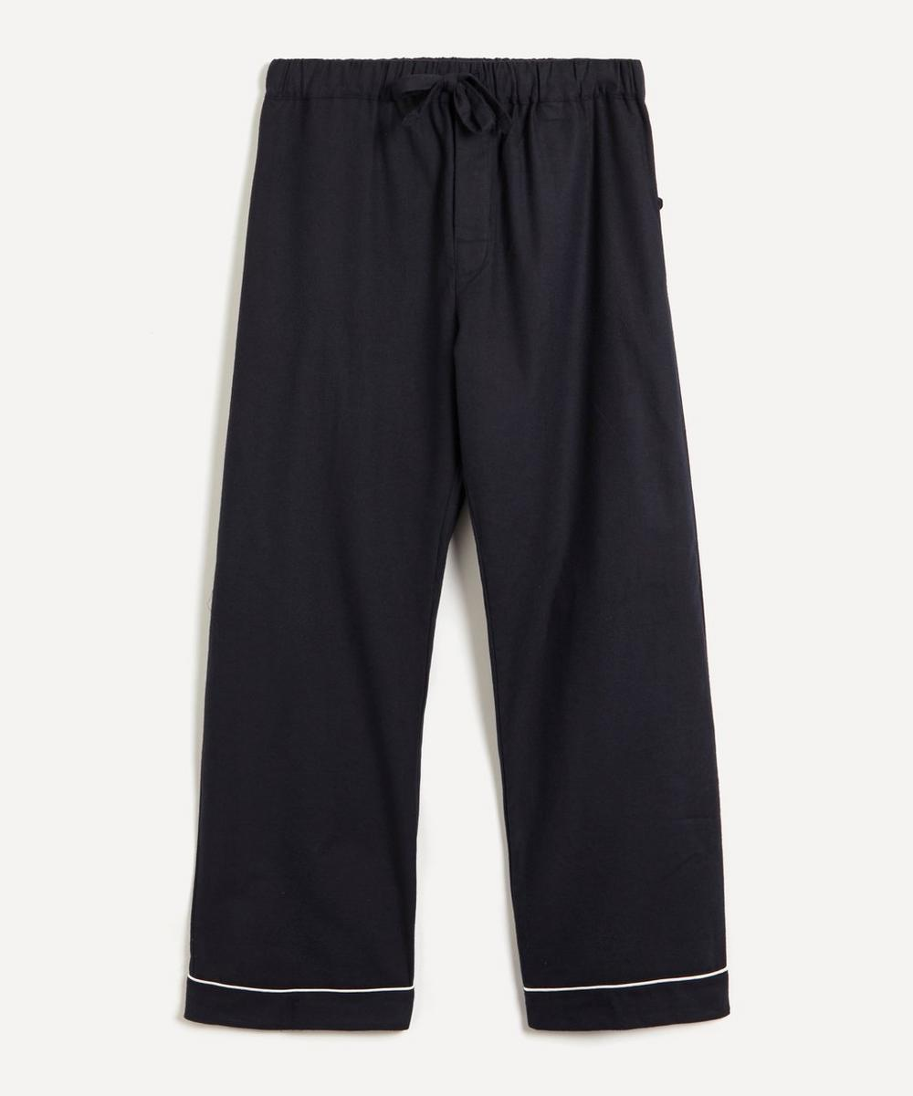 Desmond & Dempsey - Brushed Cotton Pyjama Trousers