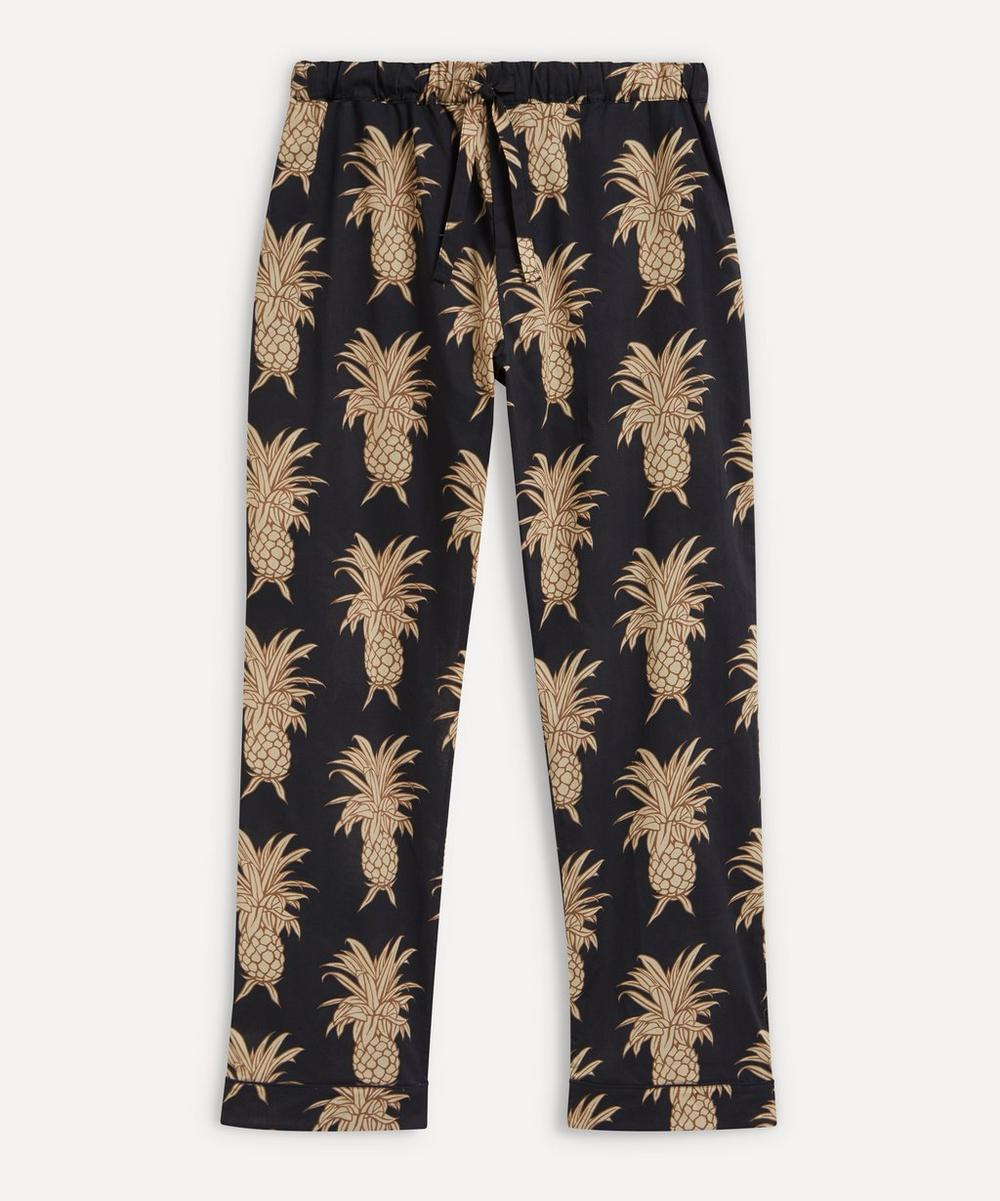 Desmond & Dempsey - Howie Pineapple Trousers