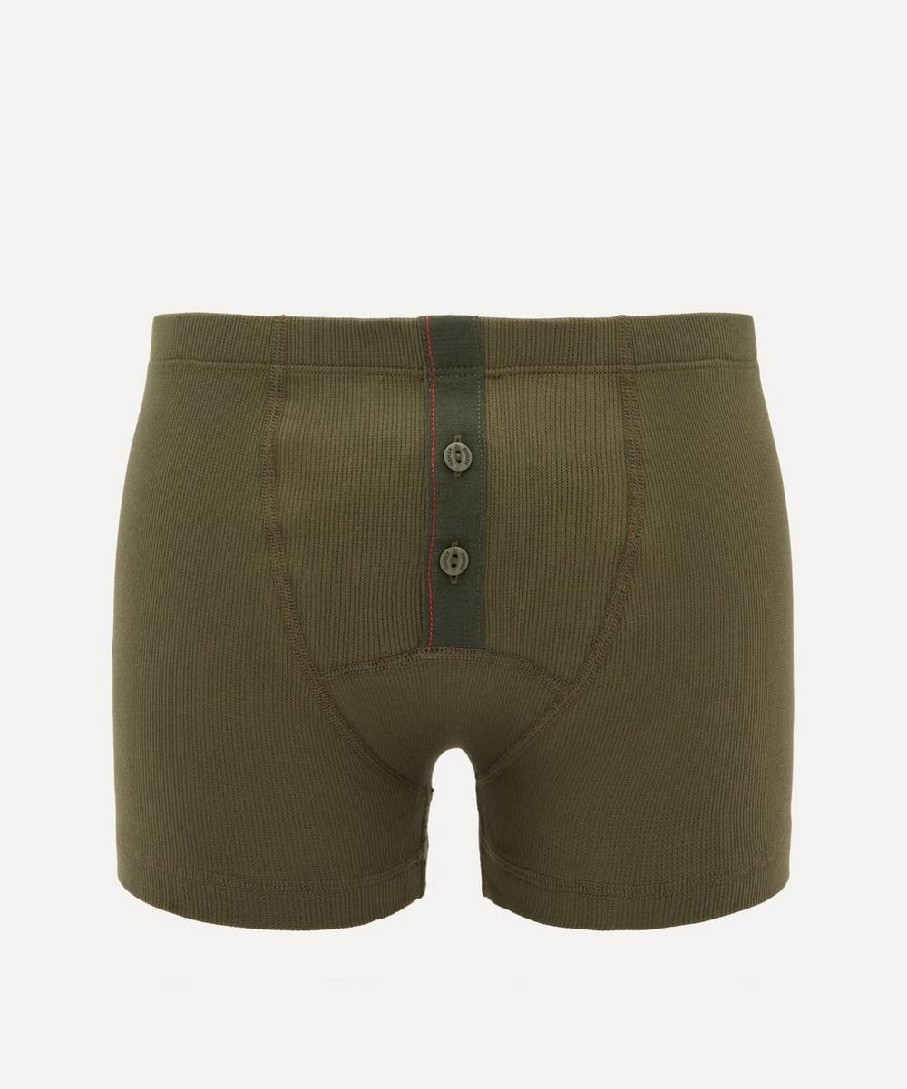 Hemen - Albar Stretch Organic Cotton Boxer