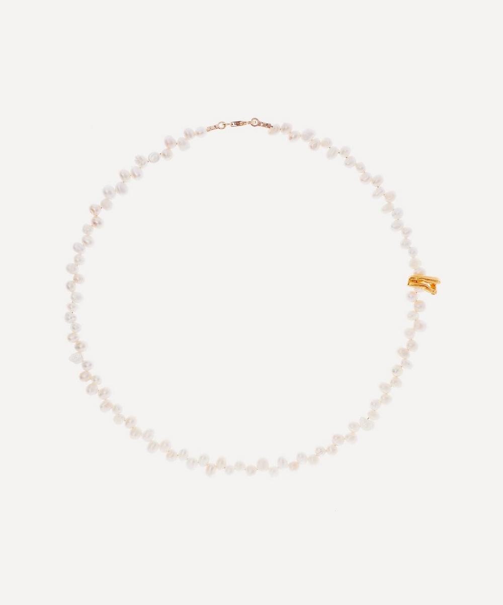 Alighieri - La Calliope Pearl Choker Necklace