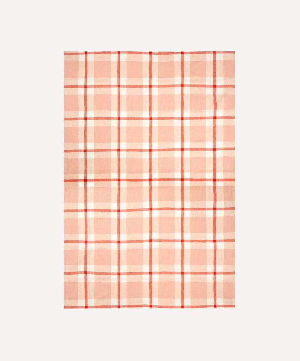 Society of Wanderers - Floss Check Tablecloth