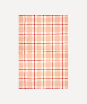 Floss Check Tablecloth