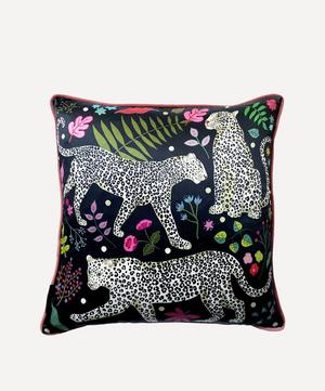Snow Leopard Cushion