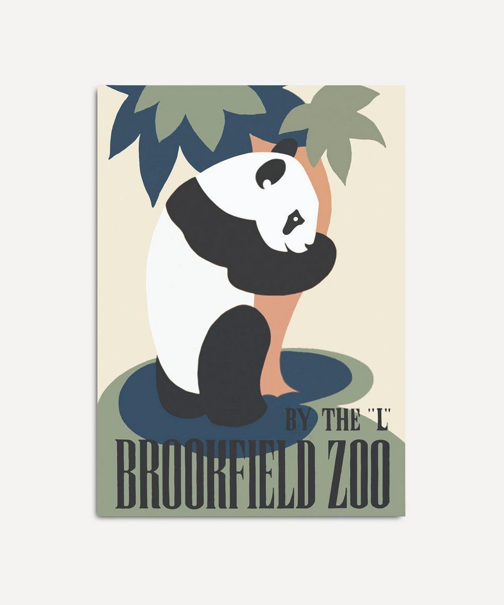 The Dybdahl Co. - Brookfield Zoo Framed Print