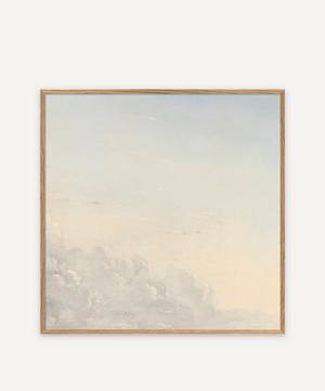 Light Clouds Framed Print