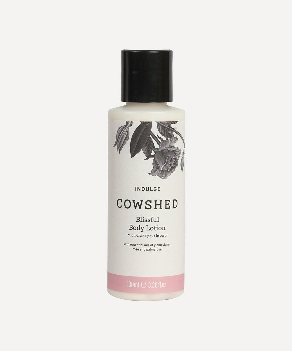 Cowshed - Indulge Body Lotion Tree Decoration 100ml