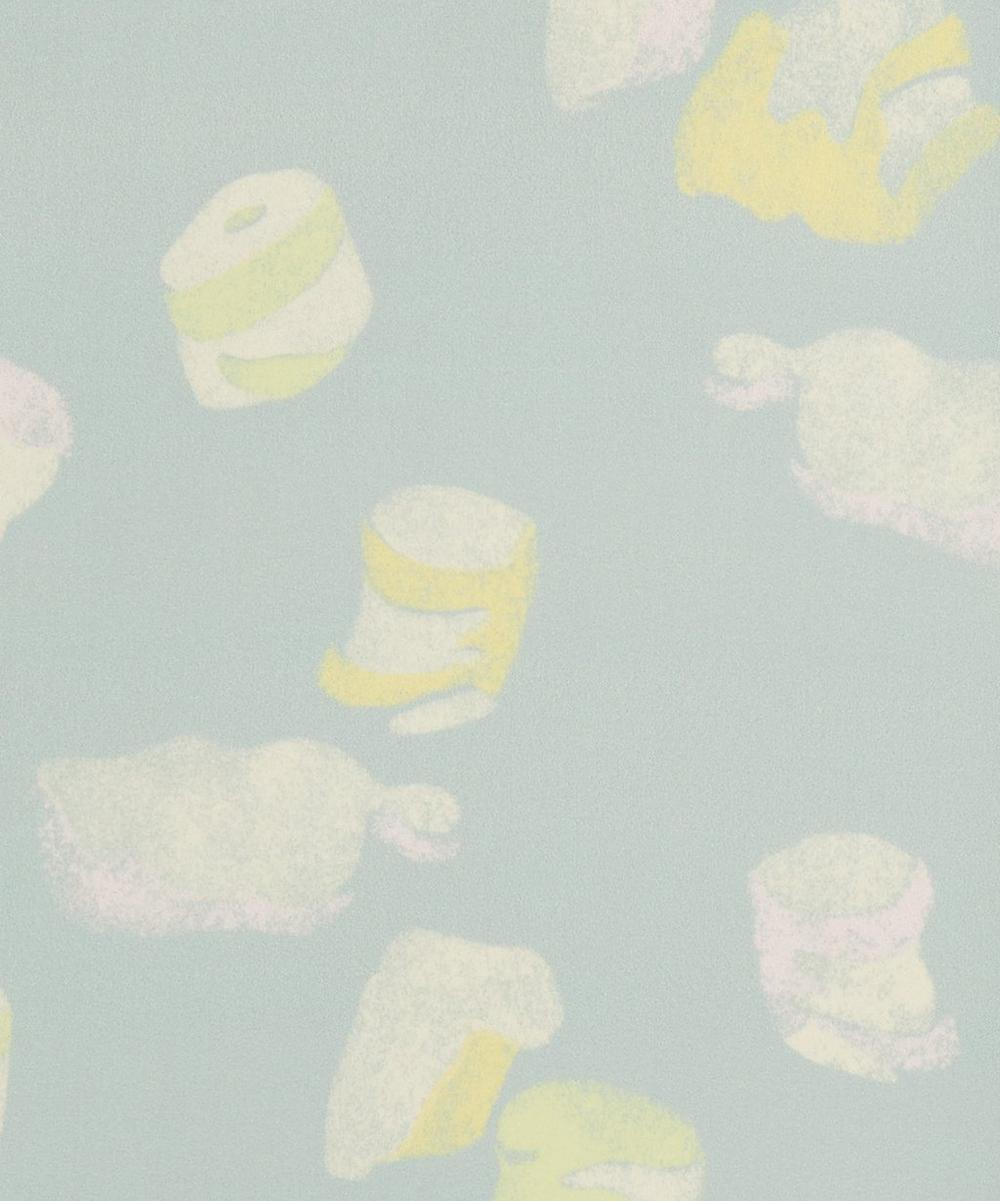 Liberty Fabrics - Cotton Balls Silk Satin