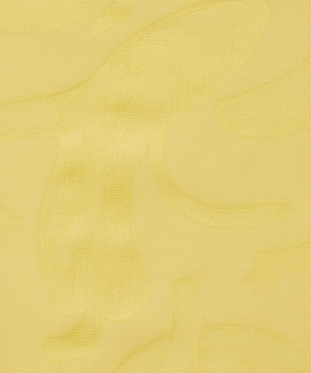 Liberty Fabrics - Straight Banana Dalston Jacquard