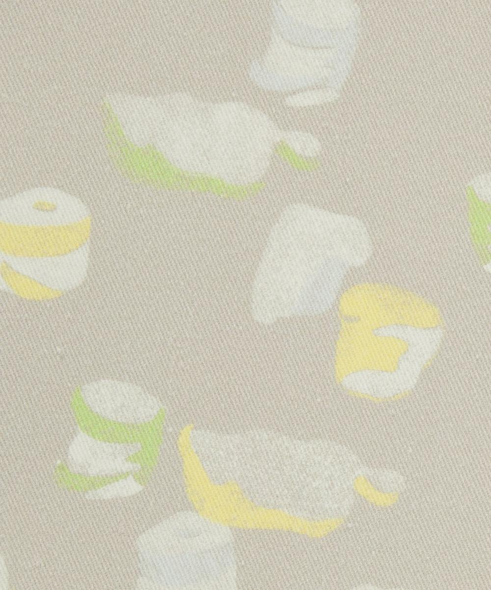 Liberty Fabrics - Cotton Balls Denim