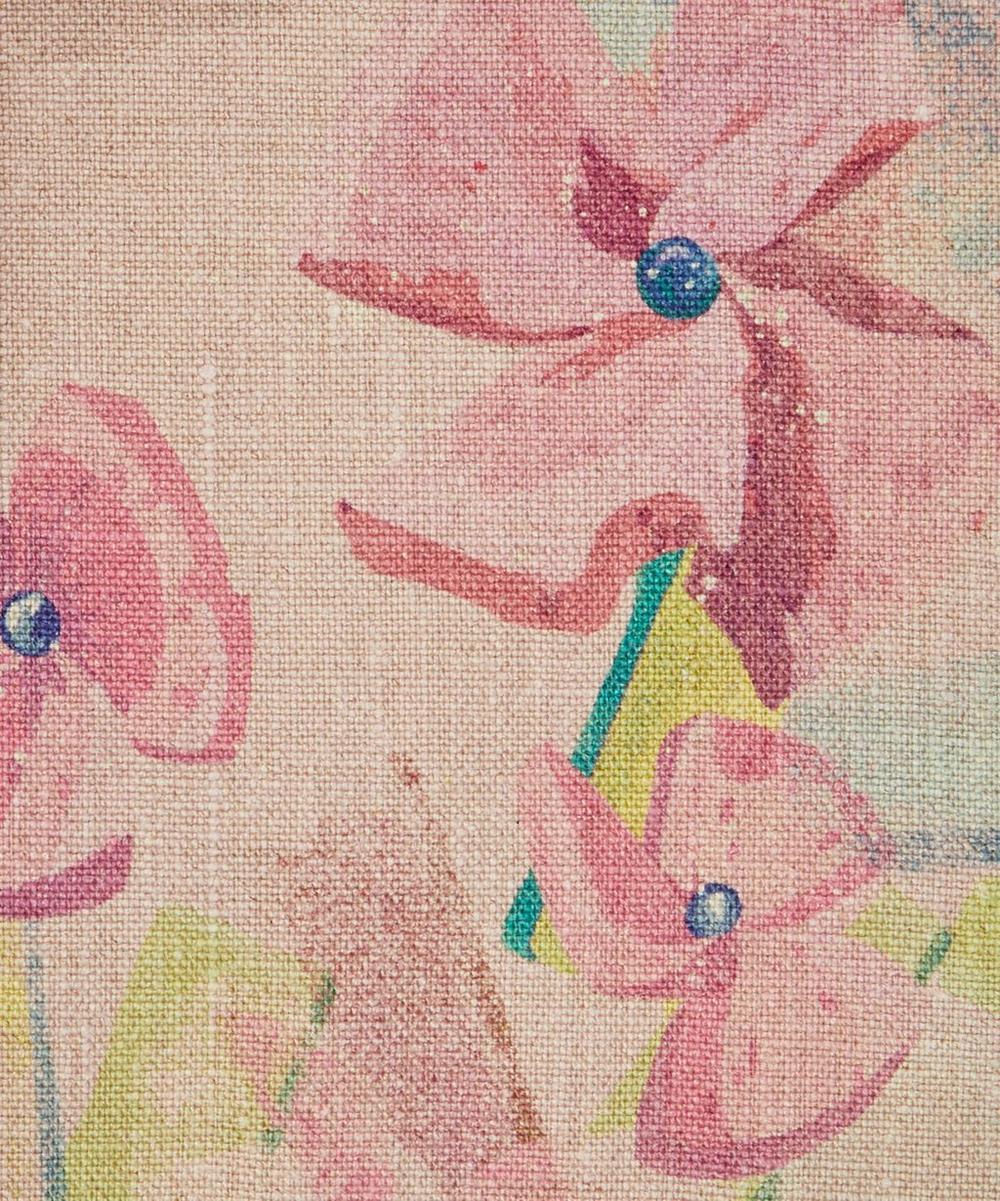 Liberty Fabrics - Victoria Sponge Ladbroke Linen