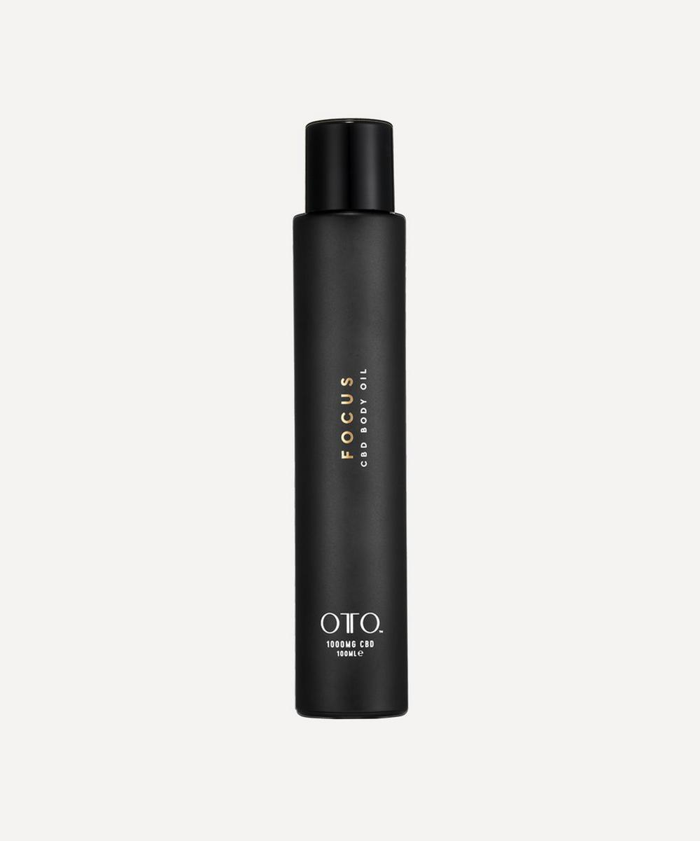 OTO - Focus CBD Body Oil 100ml