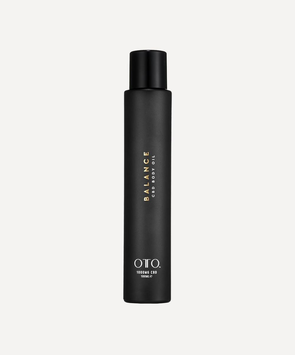 OTO - Balance CBD Body Oil 100ml