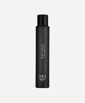 Balance CBD Body Oil 100ml
