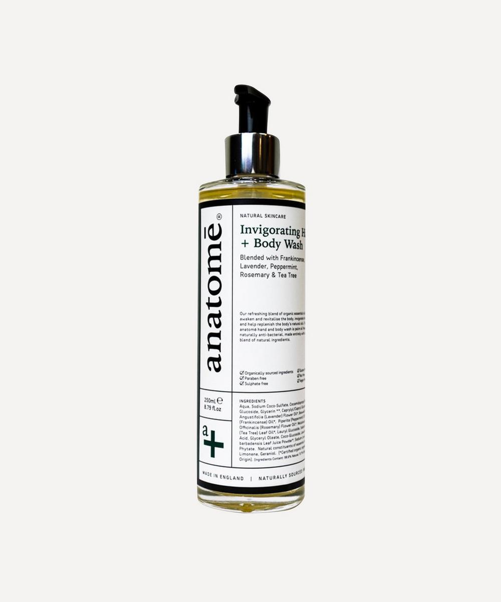 anatomē - Invigorating Hand + Body Wash 250ml