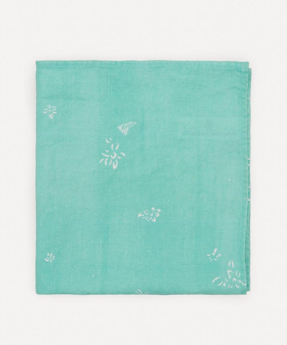 Summerill & Bishop - Falling Flower Linen Napkin