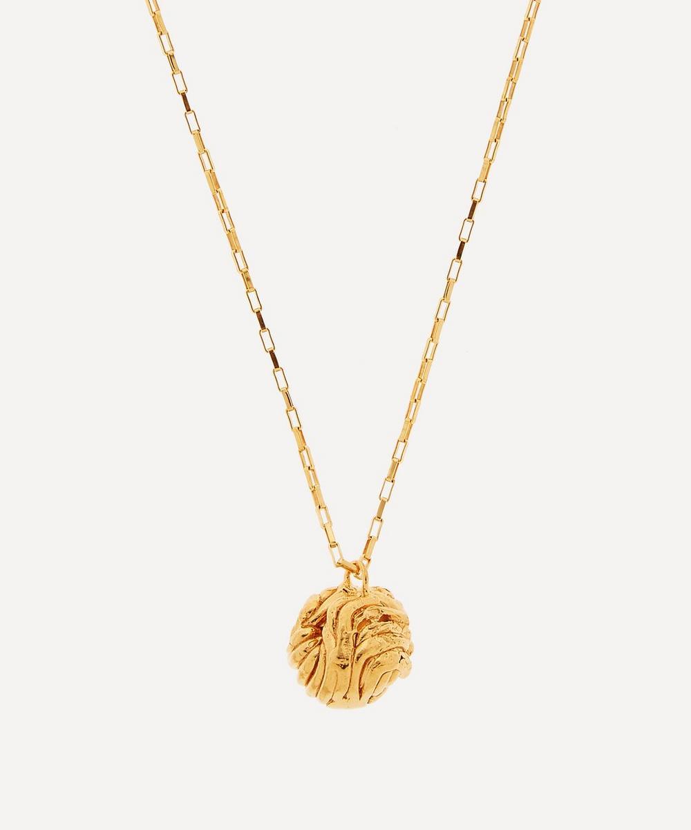 Alighieri - Gold-Plated The Unfolding Reverie Pendant Necklace