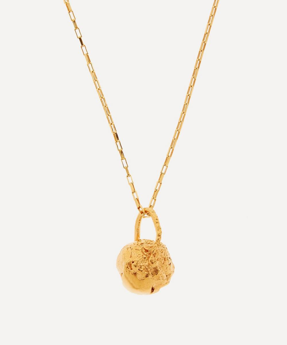 Alighieri - Gold-Plated The Sirocco Pendant Necklace