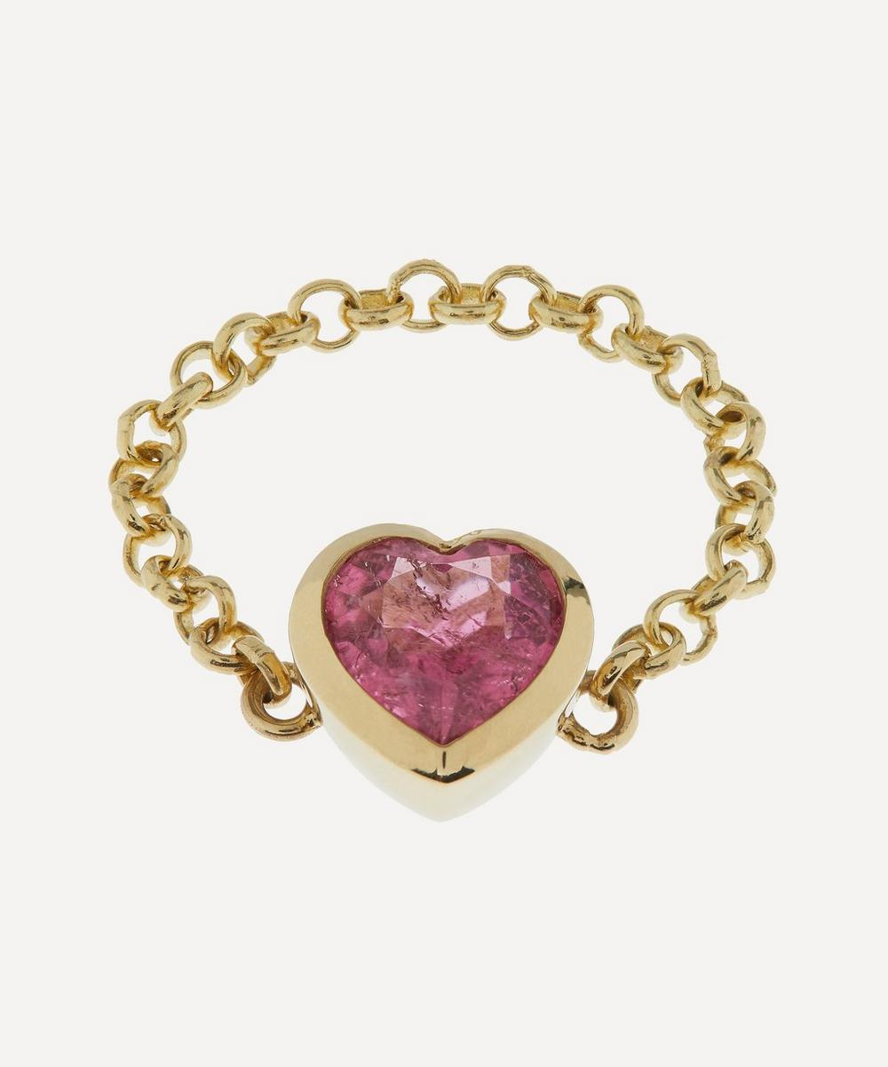 Roxanne First - Love Heart Ring