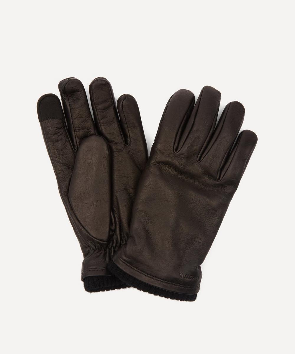 Hestra - John Leather Touchscreen Gloves