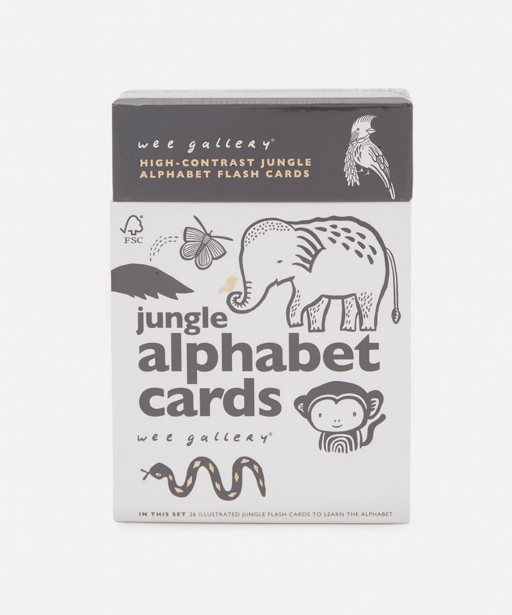 Wee Gallery - Jungle Alphabet Cards