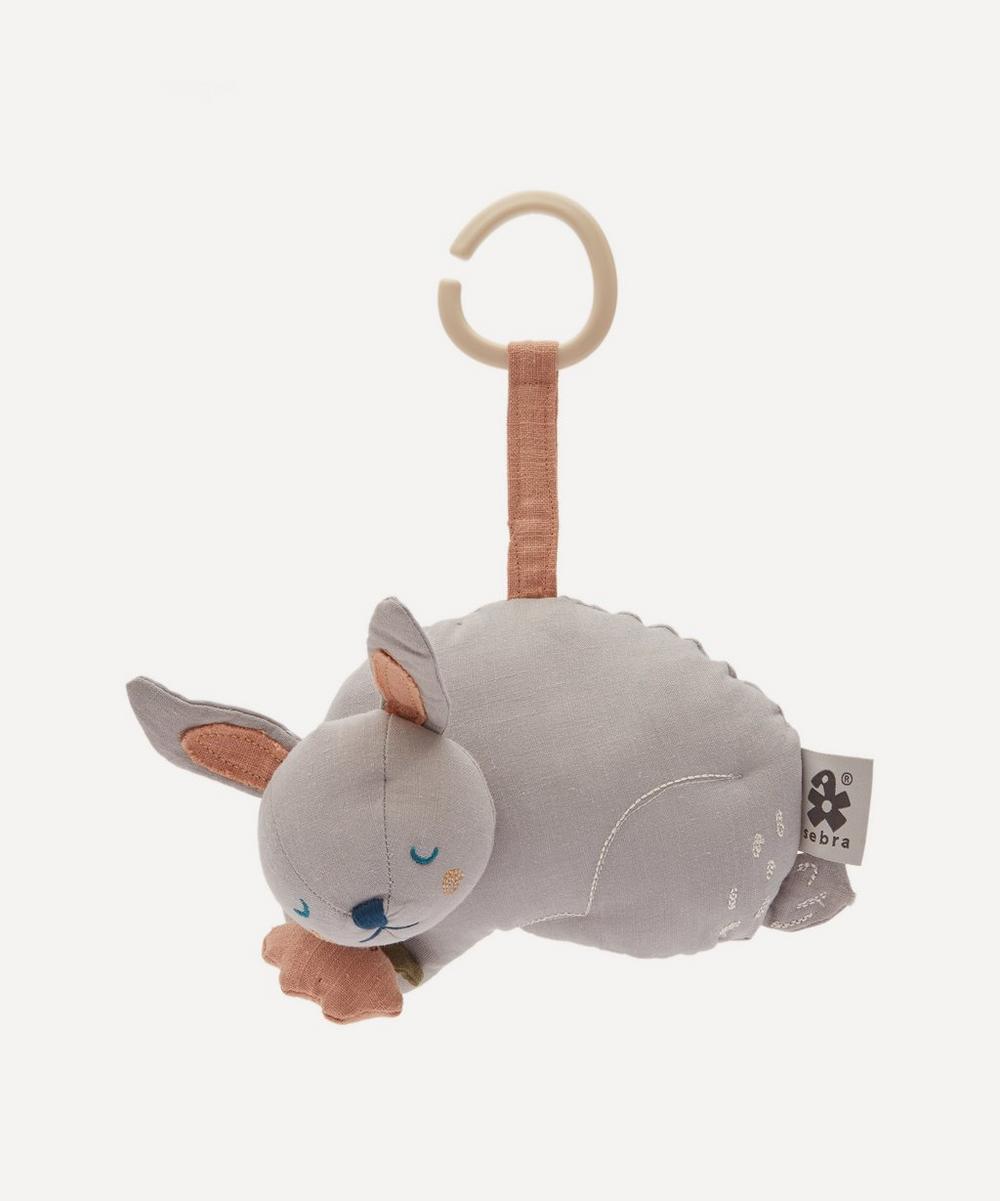 Sebra - Bluebell the Bunny Musical Pull Toy