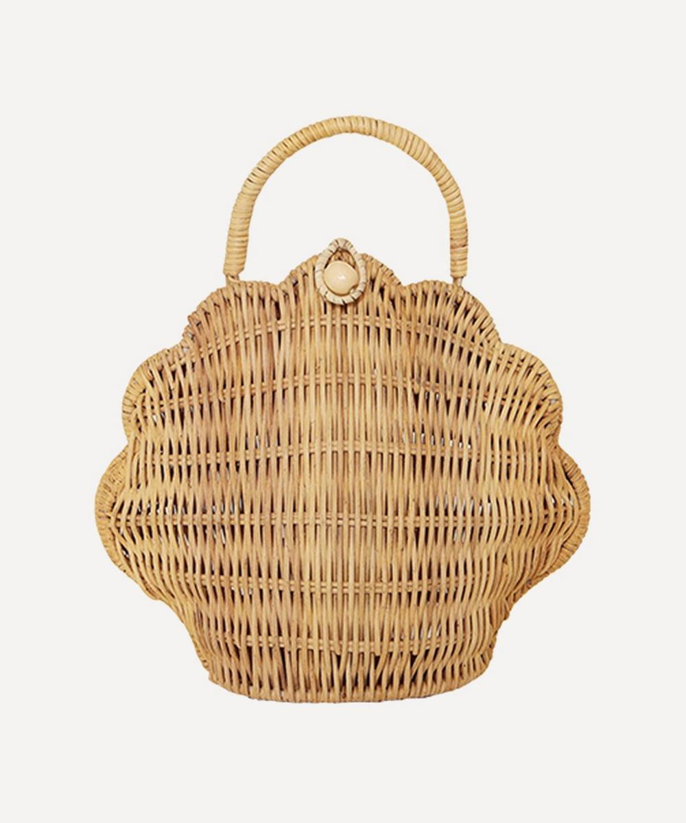 Olli Ella - Rattan Shell Bag