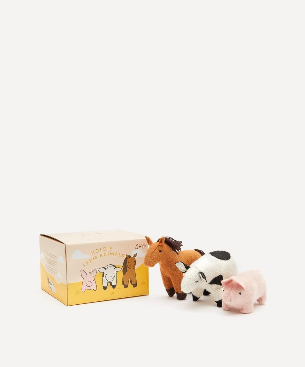 Olli Ella - Holdie Farm Animals Pack