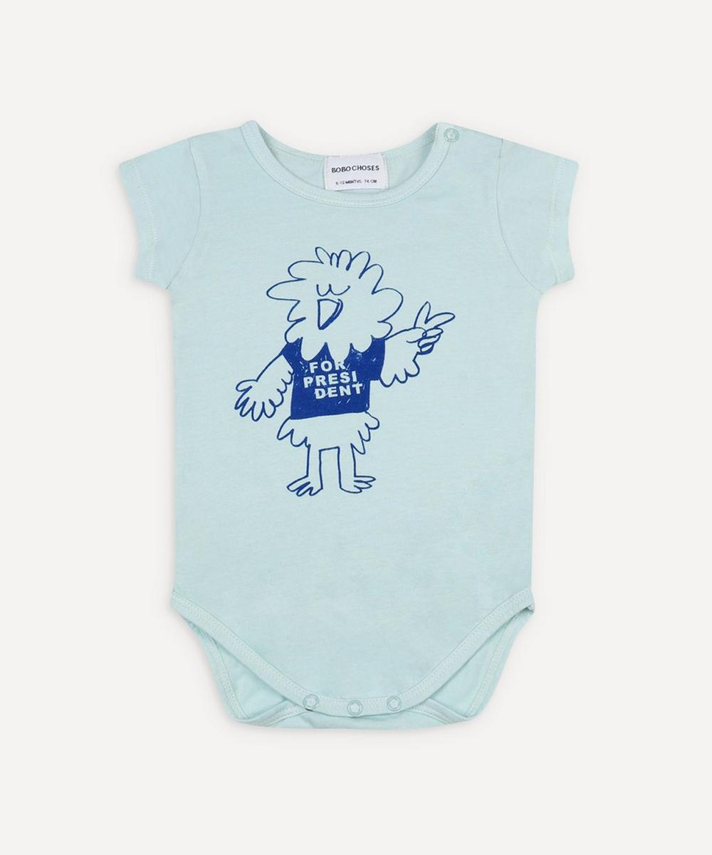 Bobo Choses - Bird Says Yes Bodysuit 3-24 Months