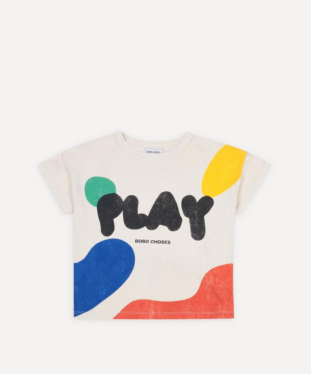 Bobo Choses - Play Landscape Short-Sleeve T-Shirt 2-8 Years