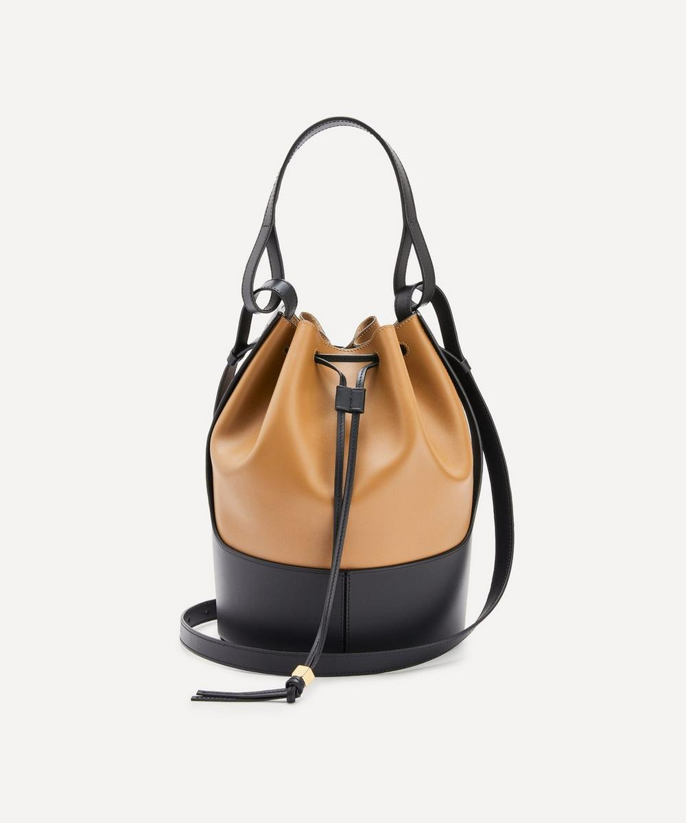 Loewe - Balloon Leather Bucket Bag